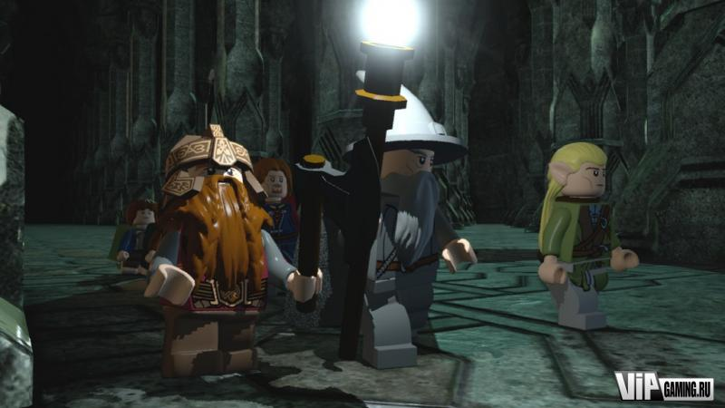 Видеообзор игры LEGO The Lord of the Rings