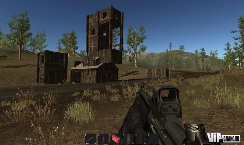 Сервера Rust Пиратка Версии 25.02.2014