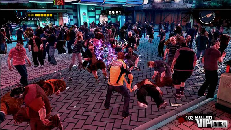 Руководство запуска игры dead rising 2 по сети